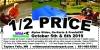 Half Price Dry Rides 2019